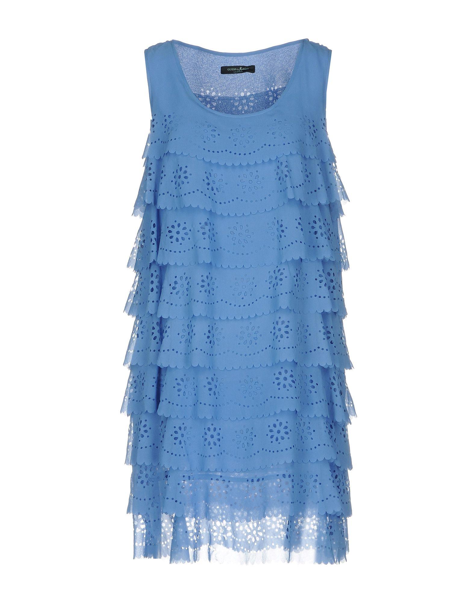 платье guess by marciano платье GUESS BY MARCIANO Короткое платье