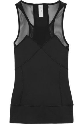 ADIDAS by STELLA McCARTNEY Run Climalite® stretch and mesh tank