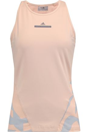 ADIDAS by STELLA McCARTNEY Run Clima stretch-jersey tank