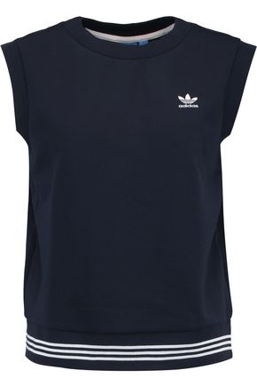 ADIDAS ORIGINALS Cotton-blend jersey tank