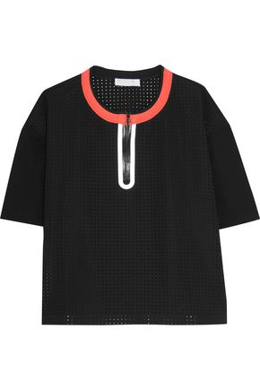 MONREAL LONDON Perforated shell top