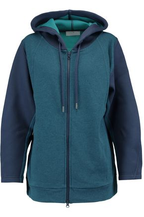 ADIDAS by STELLA McCARTNEY Cotton hooded sweatshirt