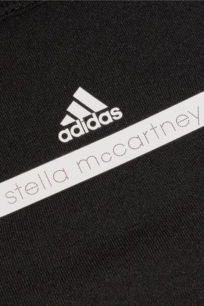ADIDAS by STELLA McCARTNEY The Racer stretch-jersey tank