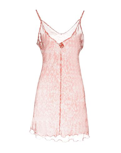 Короткое платье TRICOT CHIC. Цвет: красный