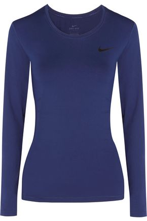 NIKE Pro Cool Dri-FIT stretch-jersey top