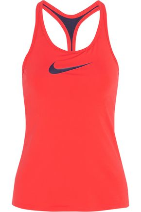 NIKE Pro Cool Dri-FIT stretch-jersey tank