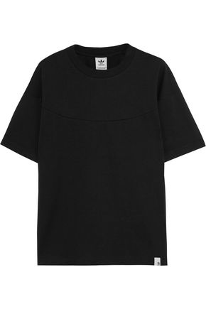ADIDAS ORIGINALS XbyO cotton-jersey T-shirt