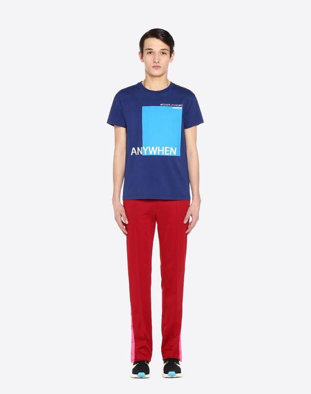 T-Shirt mit Anywhen-Print
