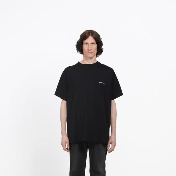 balenciaga t shirt 2018