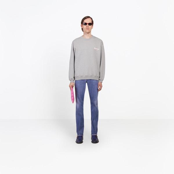 BALENCIAGA Top U Balenciaga Print Sweater g