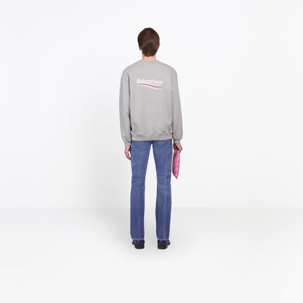 BALENCIAGA Top U Balenciaga Print Sweater h