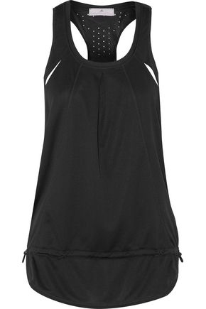 ADIDAS by STELLA McCARTNEY Chill cutout stretch-jersey tank