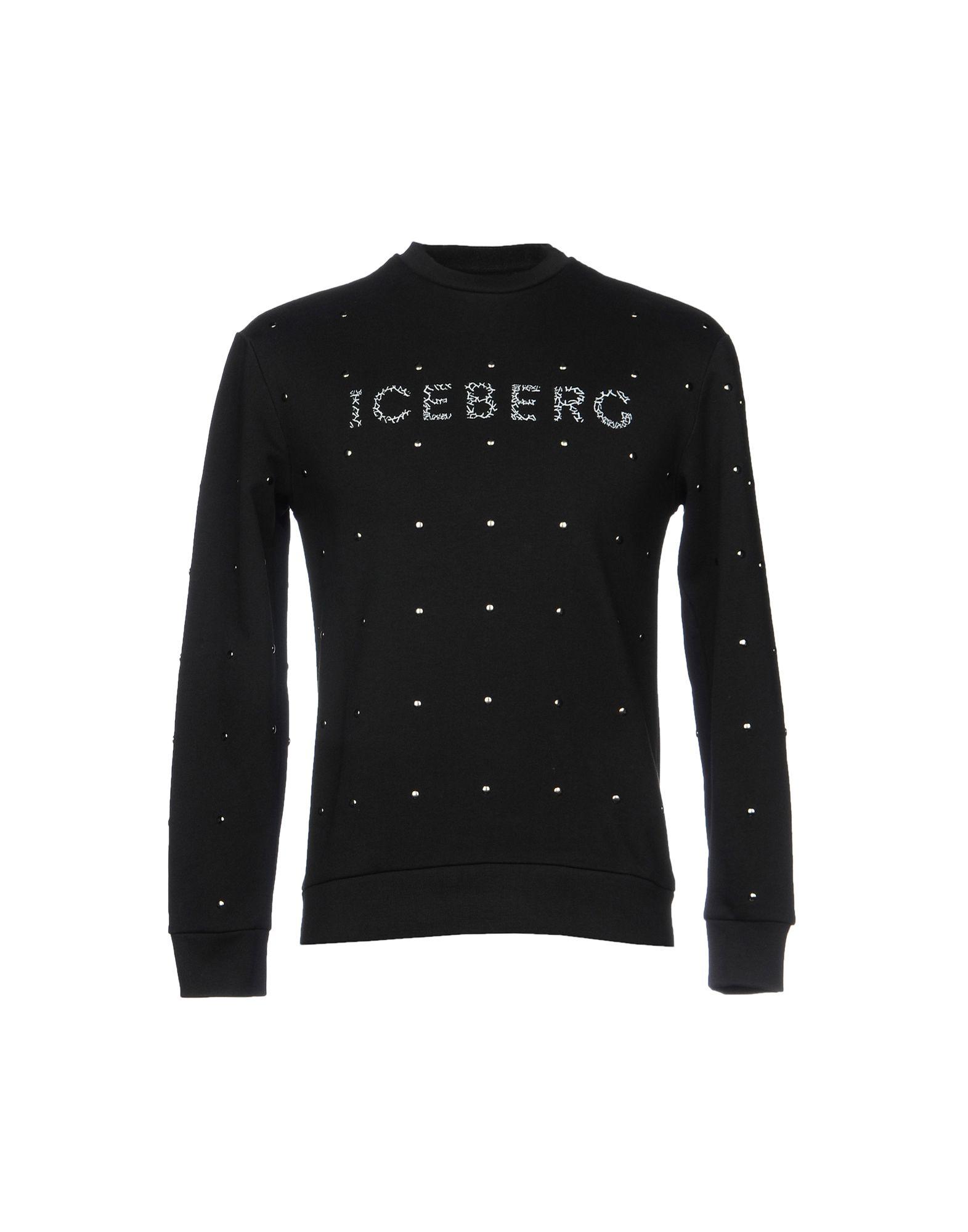 ICEBERG Толстовка толстовка iceberg толстовка