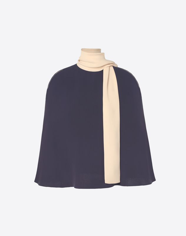 Light cady cape top