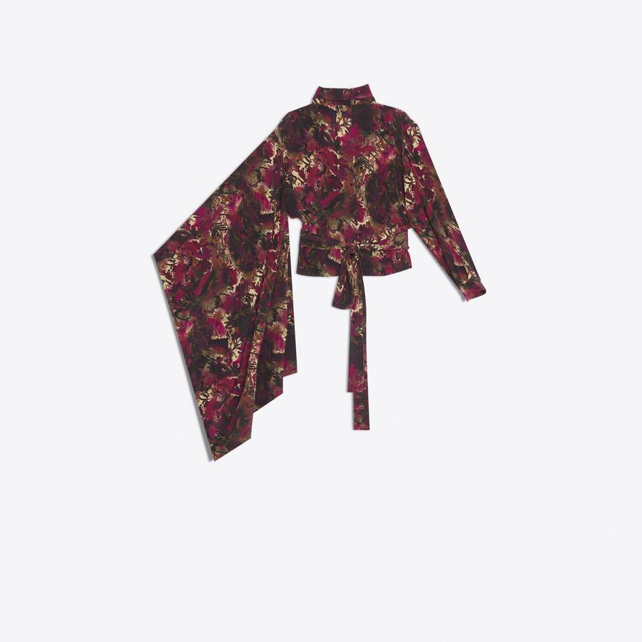 BALENCIAGA Mono Kimono Top Top Woman d
