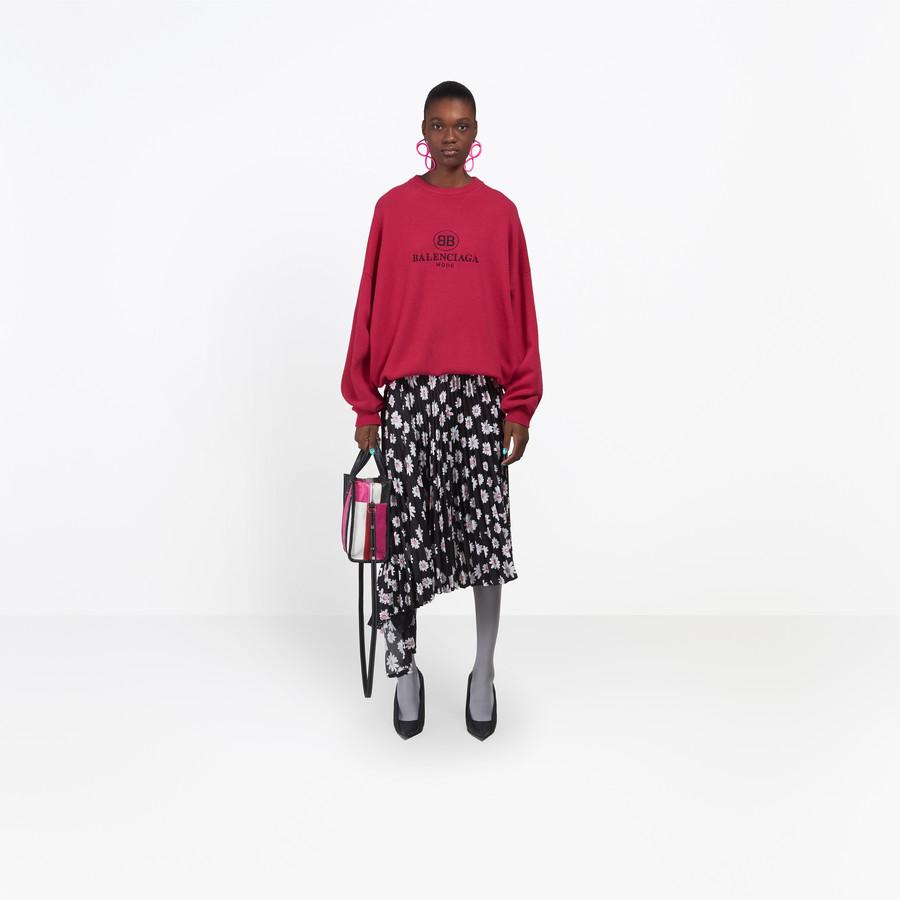 BALENCIAGA Embroidery Top Knitwear D g