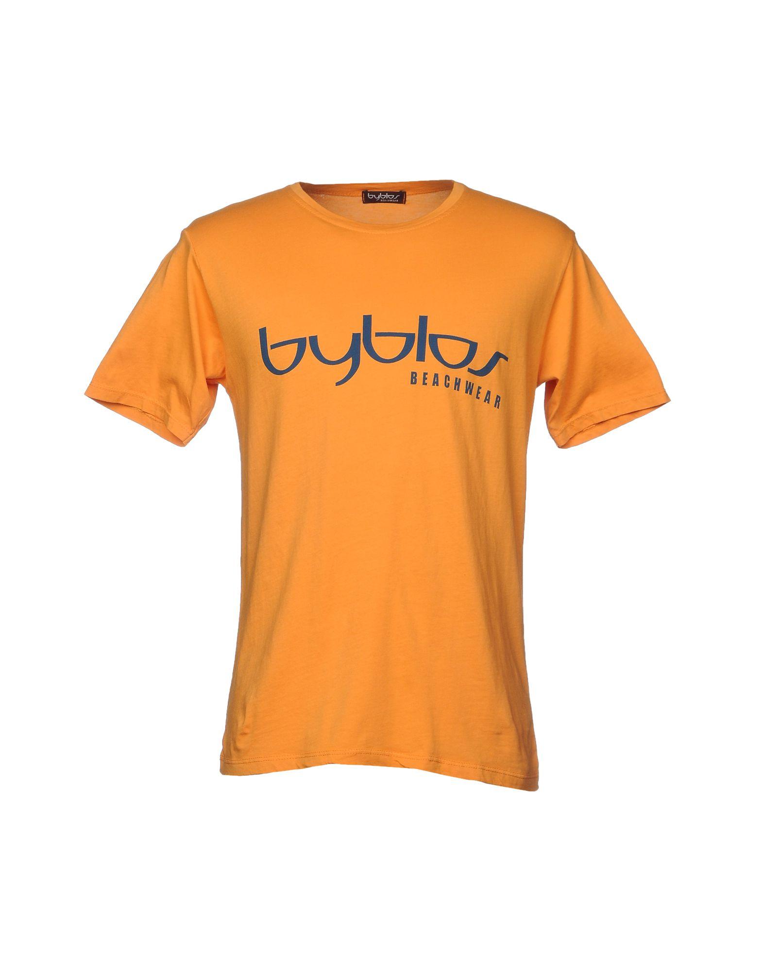 BYBLOS BEACHWEAR Футболка byblos футболка водолазка комплект для девочки bj6388 разноцветный byblos