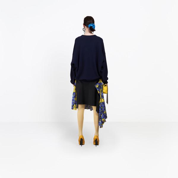 BALENCIAGA Knitwear Woman Embroidery Top h