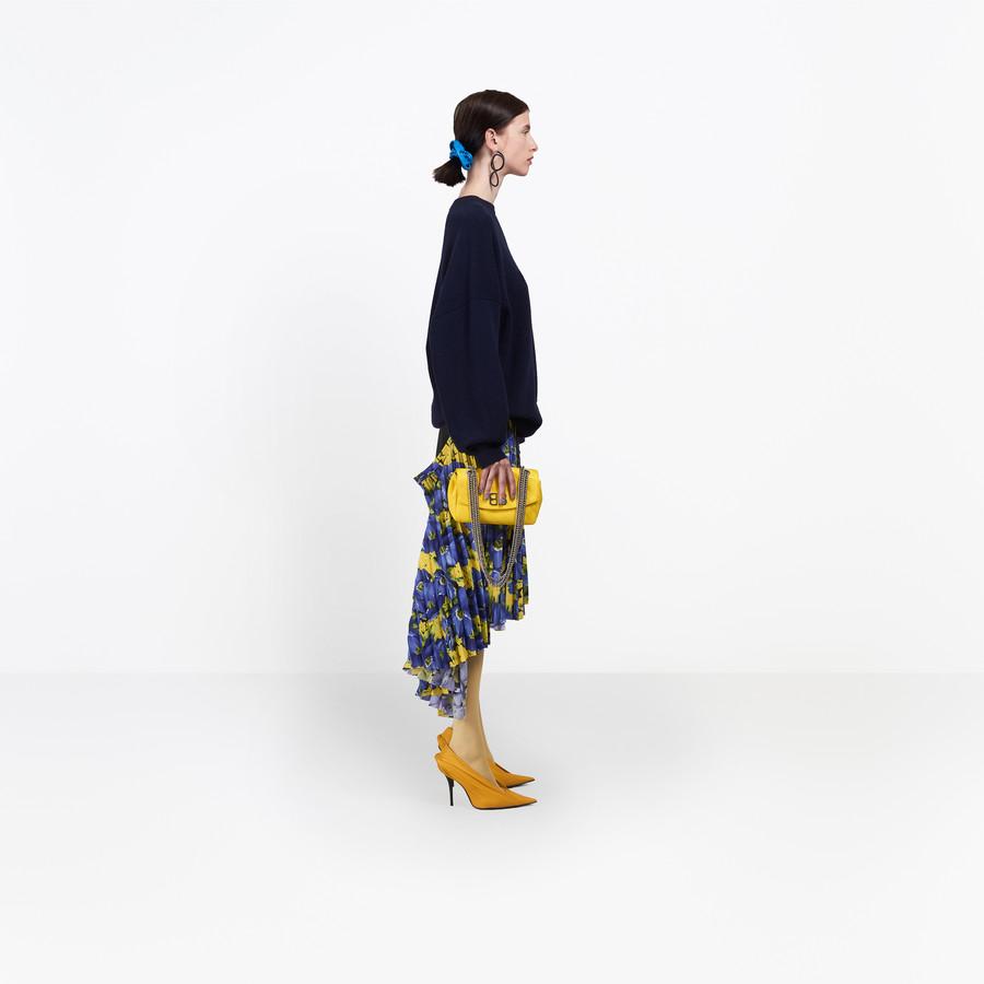 BALENCIAGA Embroidery Top Knitwear Woman i
