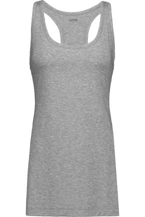 YUMMIE by HEATHER THOMSON Karolina slub stretch-jersey tank