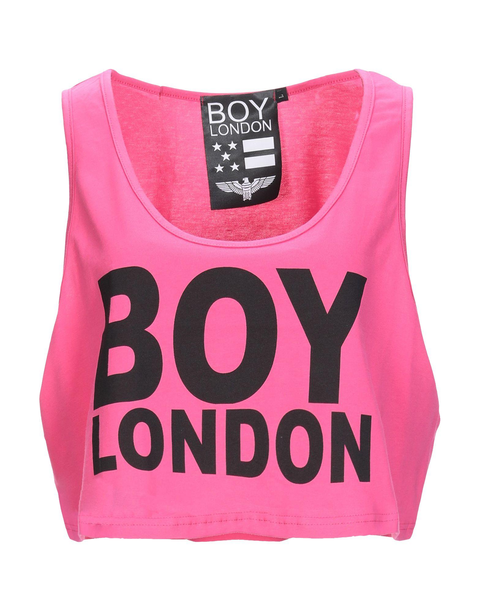 Топ BOY LONDON