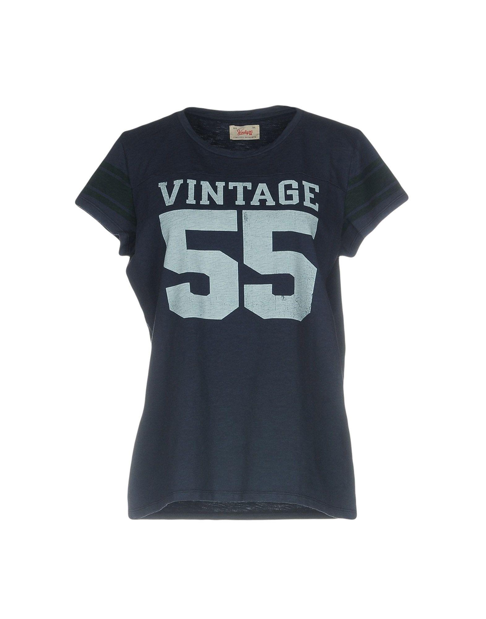 VINTAGE 55 Футболка simline vintage 100