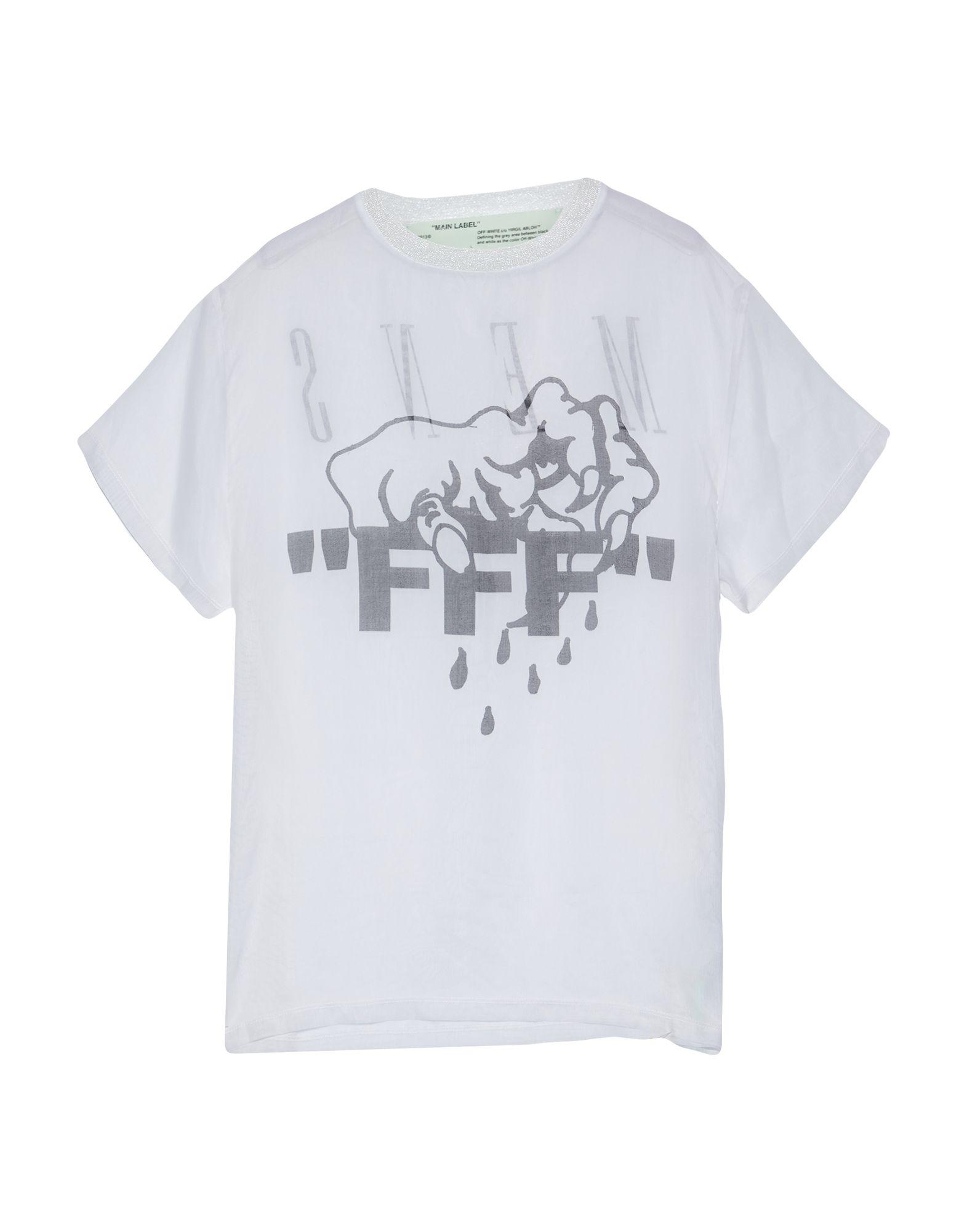 OFF-WHITE™ Футболка футболка element j to h ss f off white
