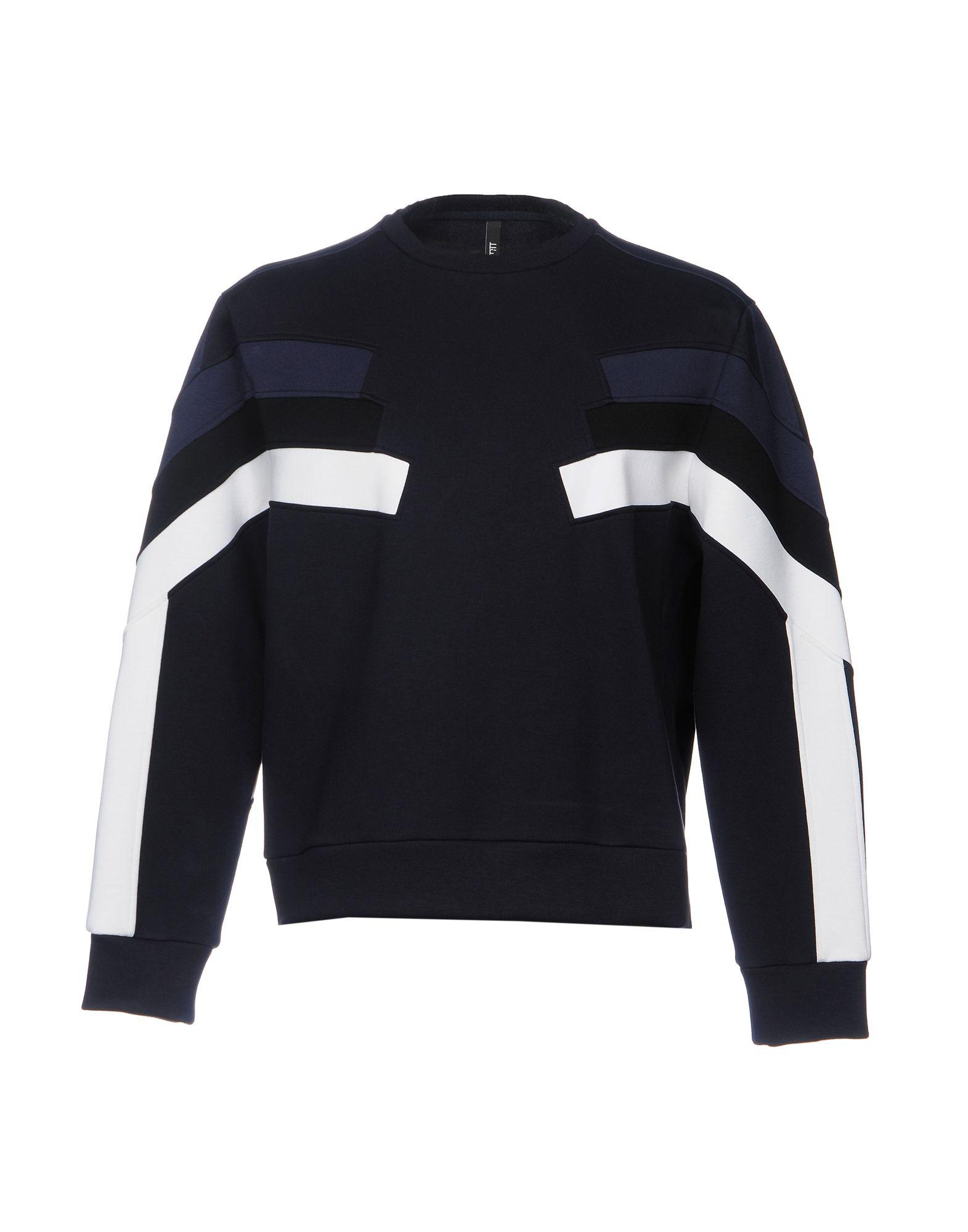 NEIL BARRETT Толстовка футболка мужская neil barrett fa01 2015