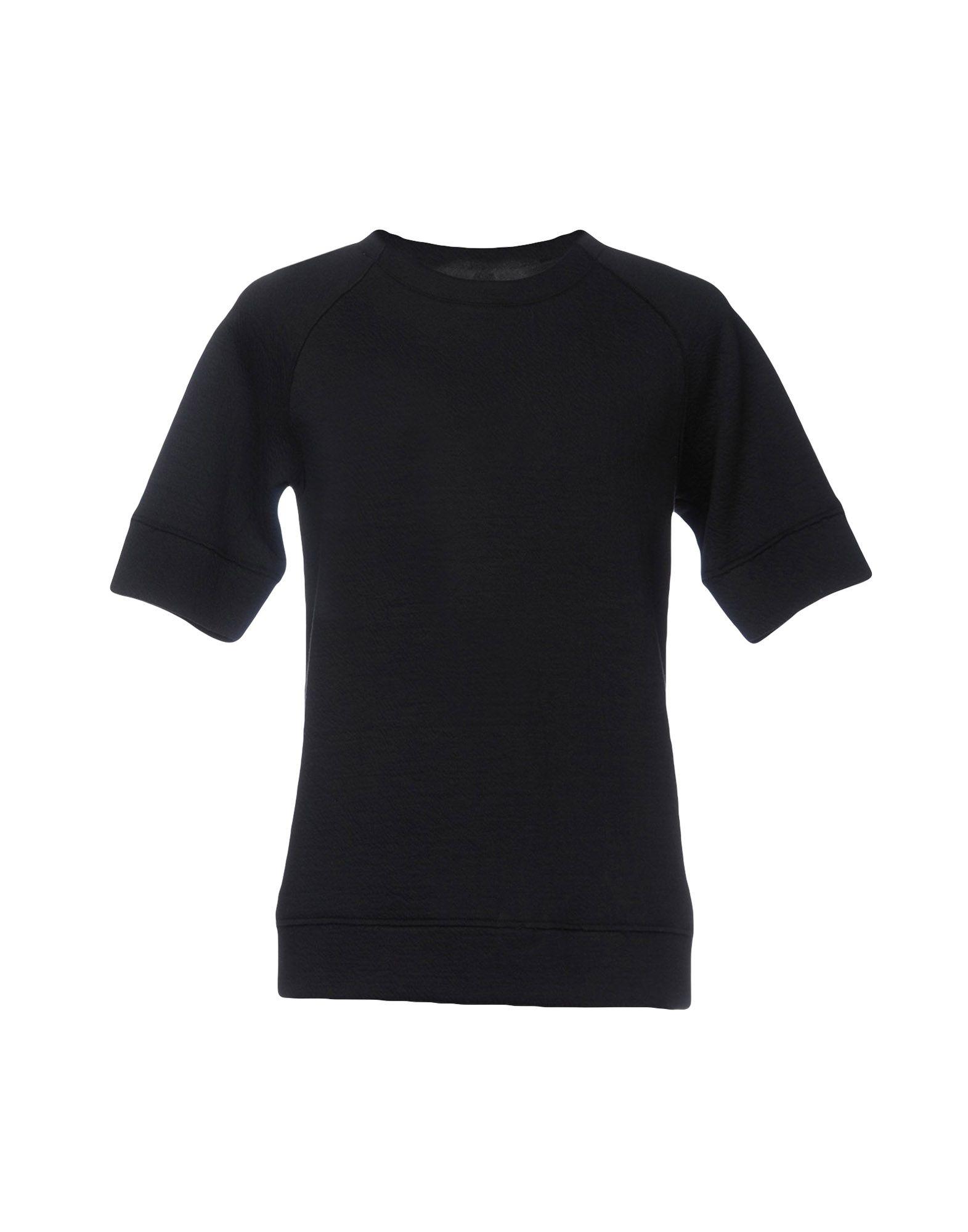ALEXANDRE PLOKHOV Sweatshirt in Black