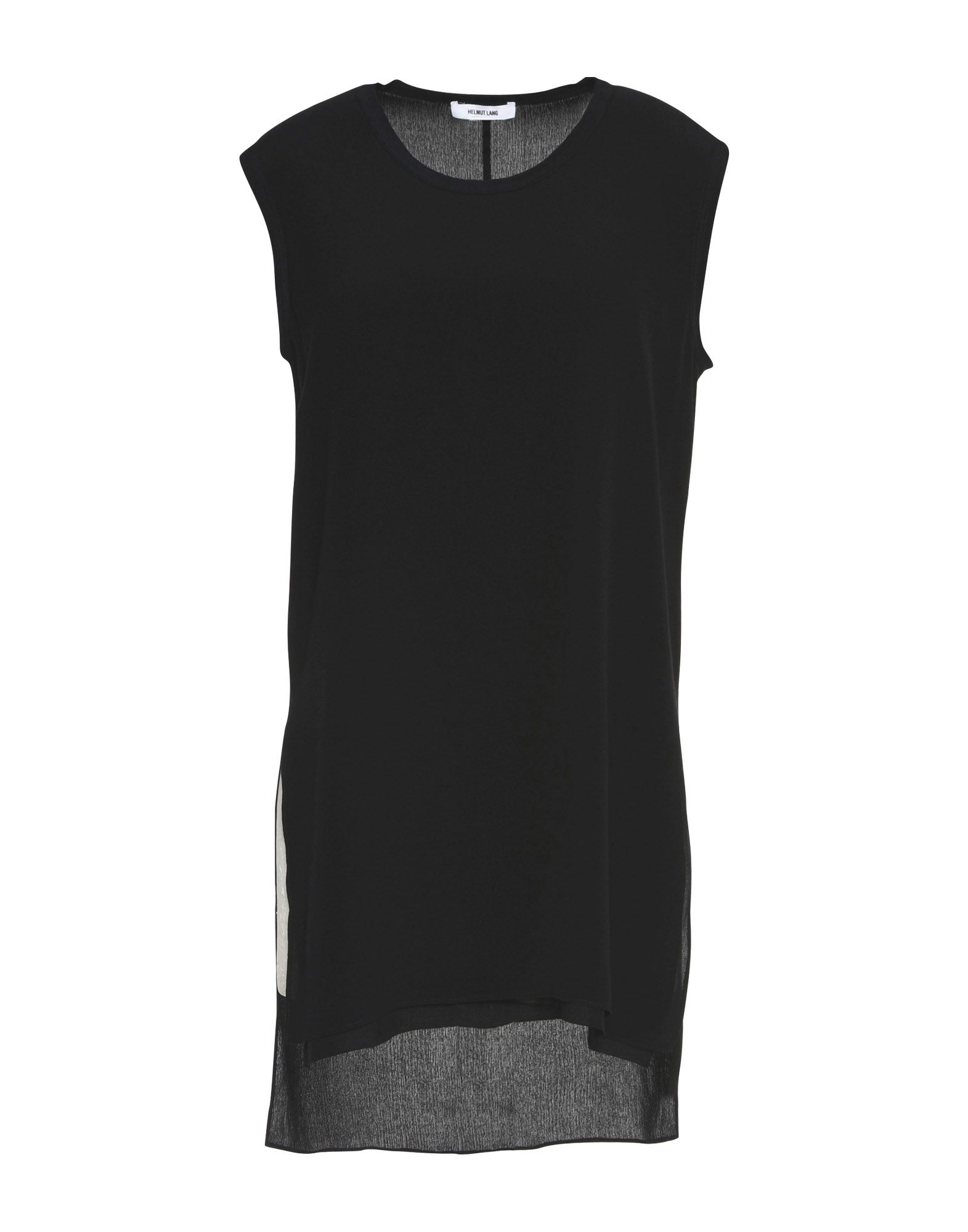 HELMUT LANG Топ без рукавов комплектующие для раковин david lang 2012