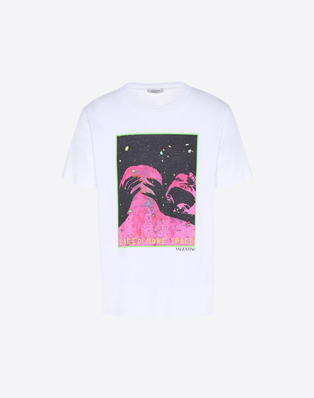 Lovers print T-shirt