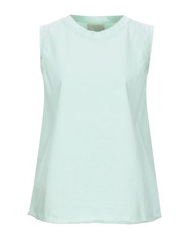 Фото - Женскую футболку MOMONÍ светло-зеленого цвета