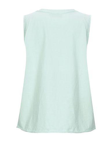 Фото 2 - Женскую футболку MOMONÍ светло-зеленого цвета