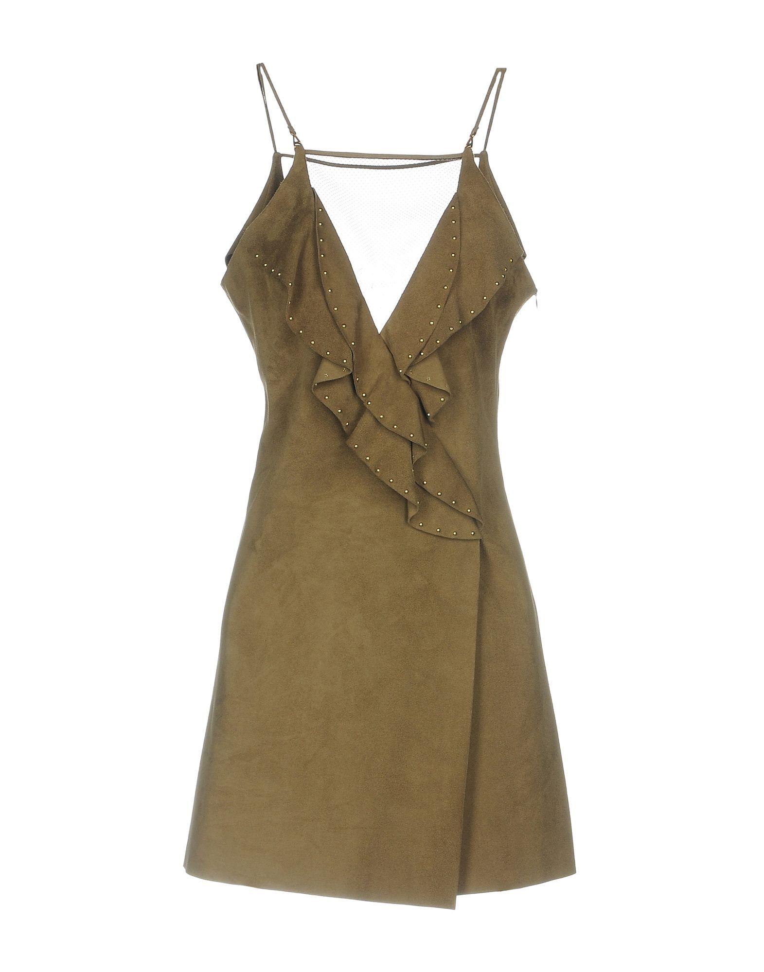 где купить JITROIS Короткое платье по лучшей цене