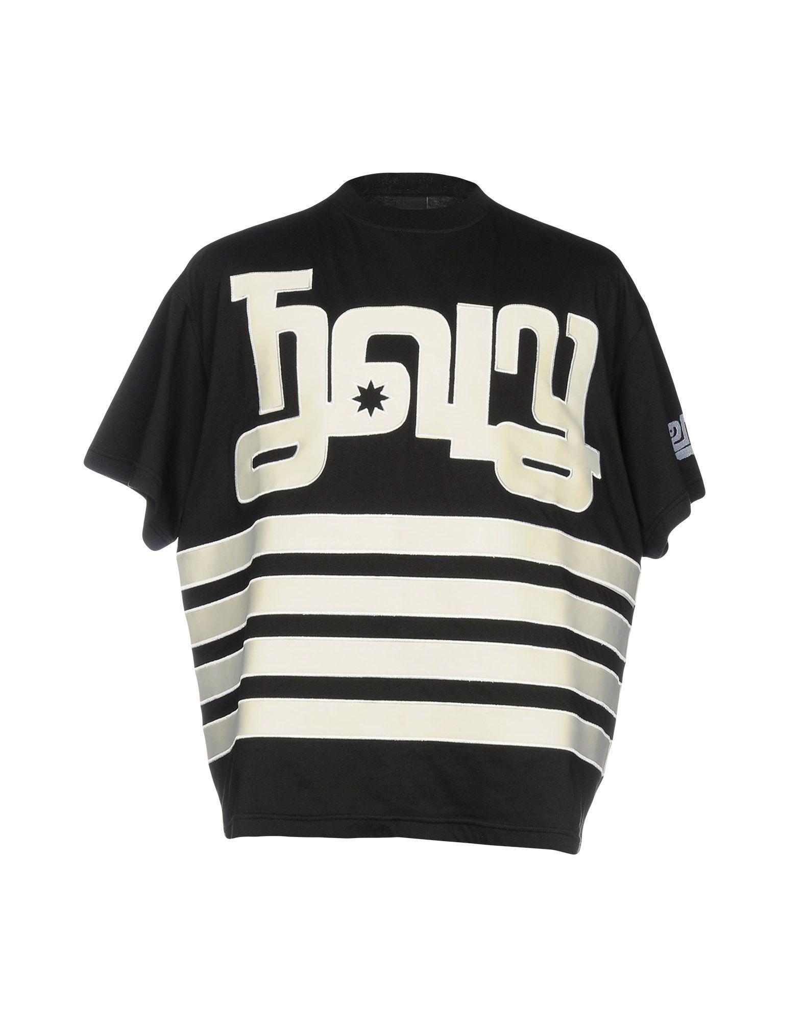 《送料無料》KTZ メンズ スウェットシャツ ブラック S コットン 100%