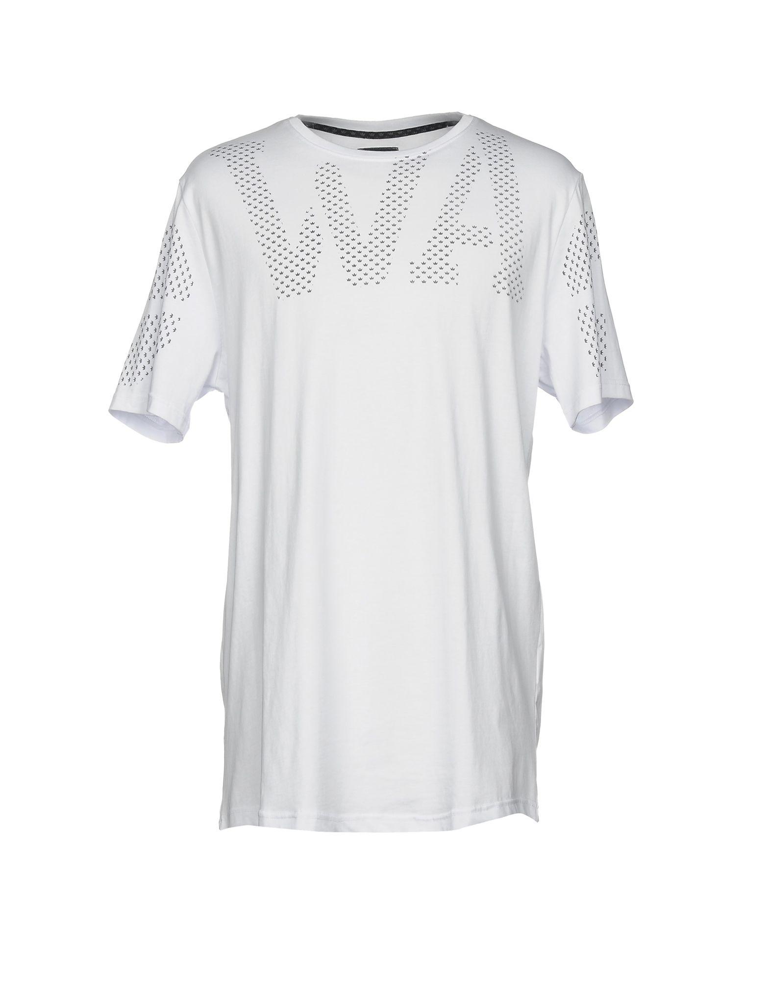 《セール開催中》SWAG メンズ T シャツ ホワイト M コットン 100%
