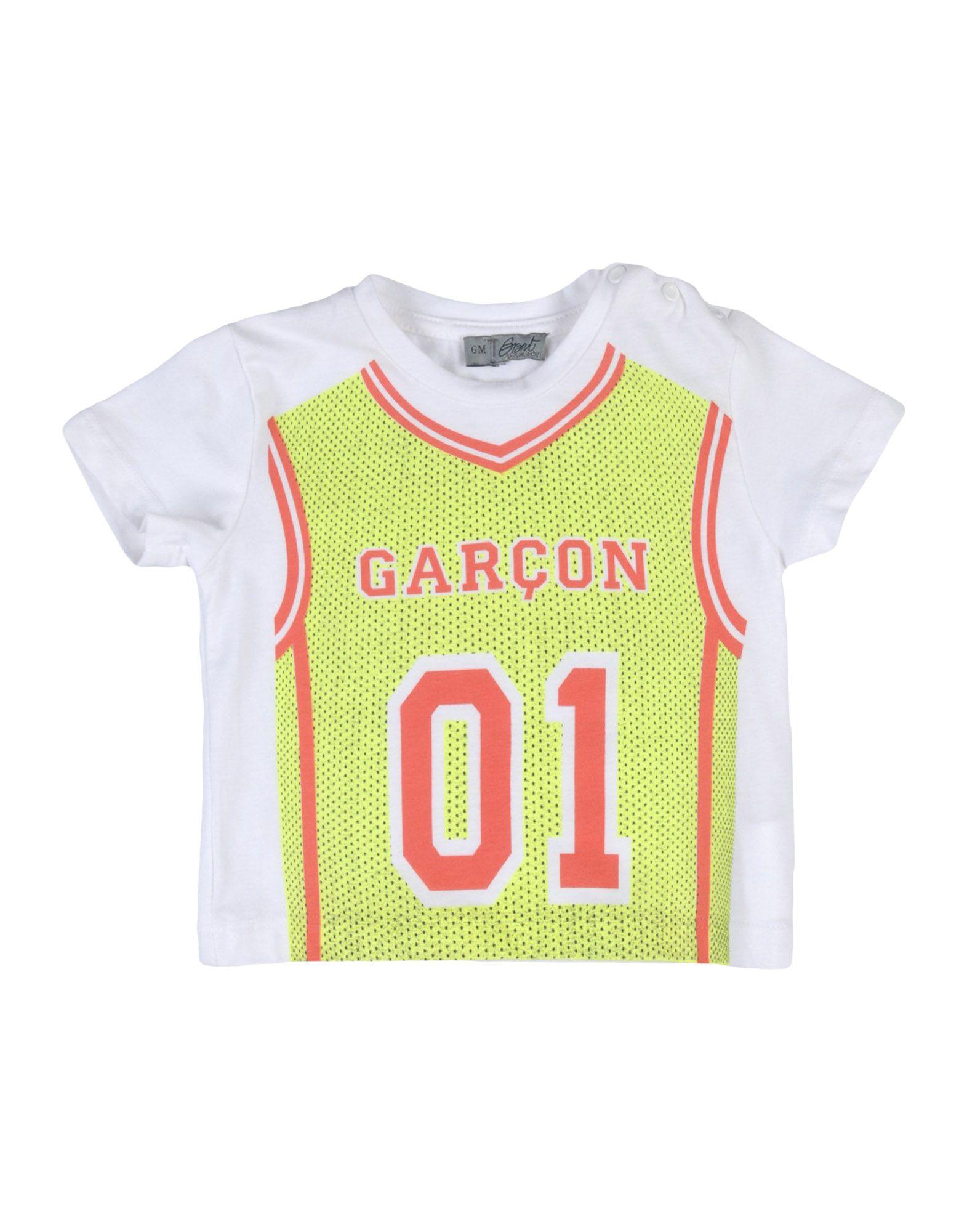 GRANT GARÇON BABY Футболка grant garçon baby кардиган