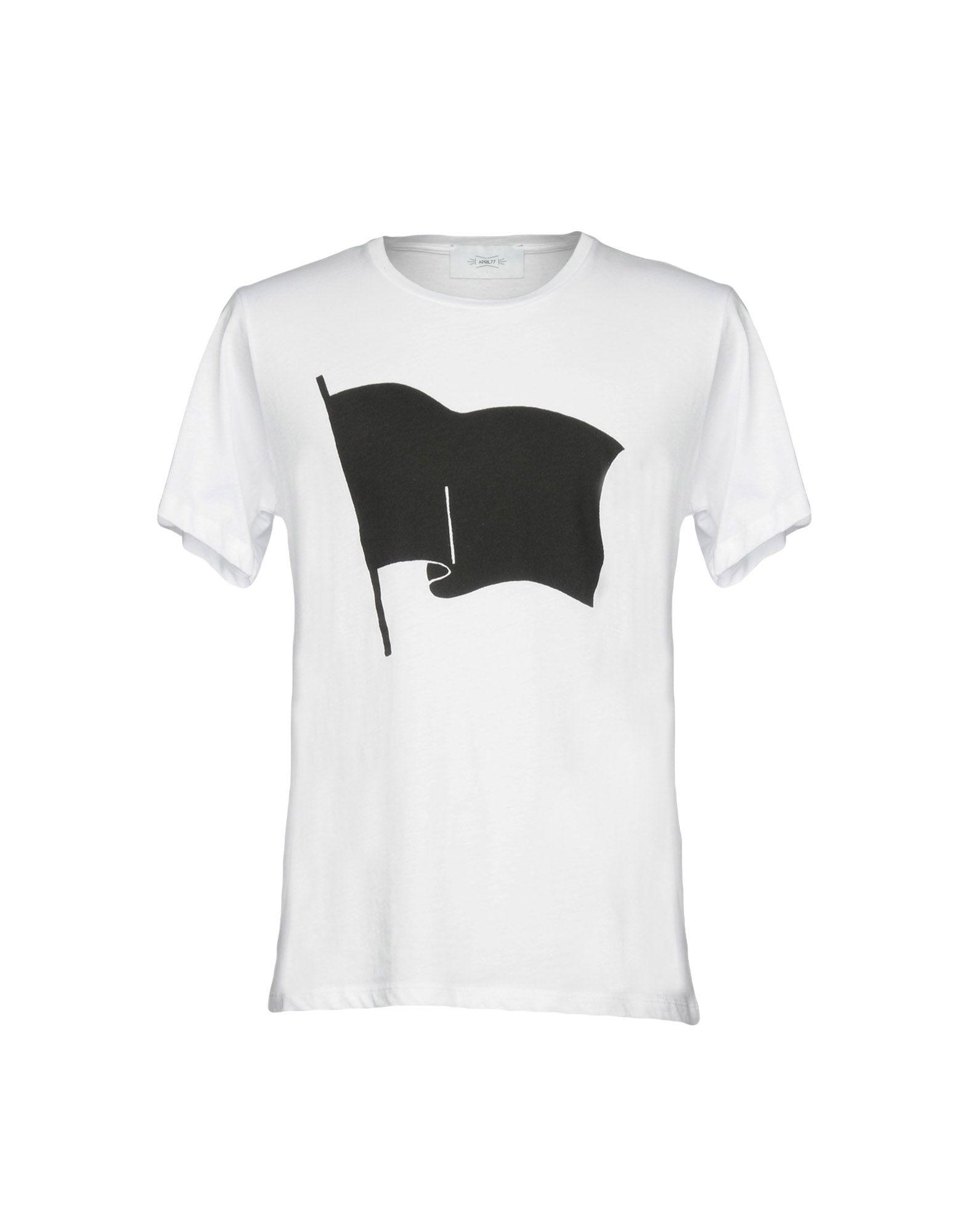 APRIL 77 Футболка футболка loft 77 футболка
