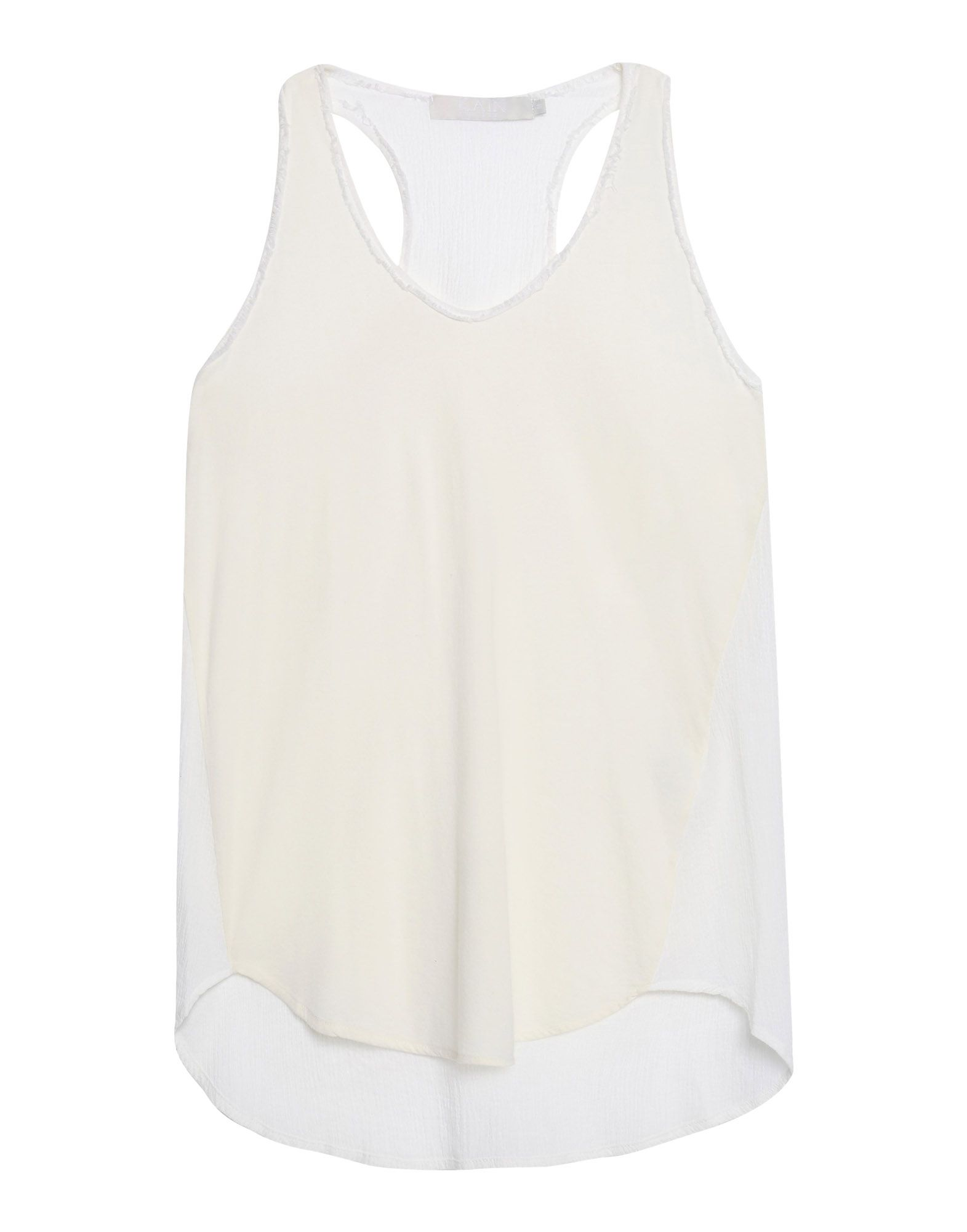 KAIN Tank Top in Ivory