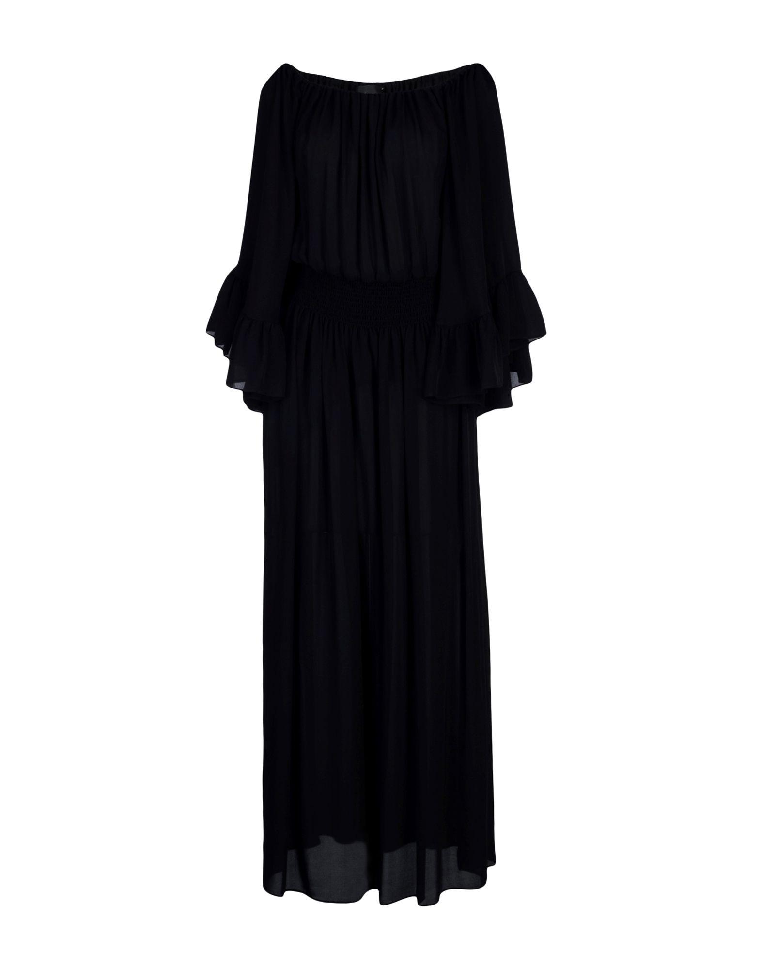 NICOLE MILLER Длинное платье платья nicole collection платье