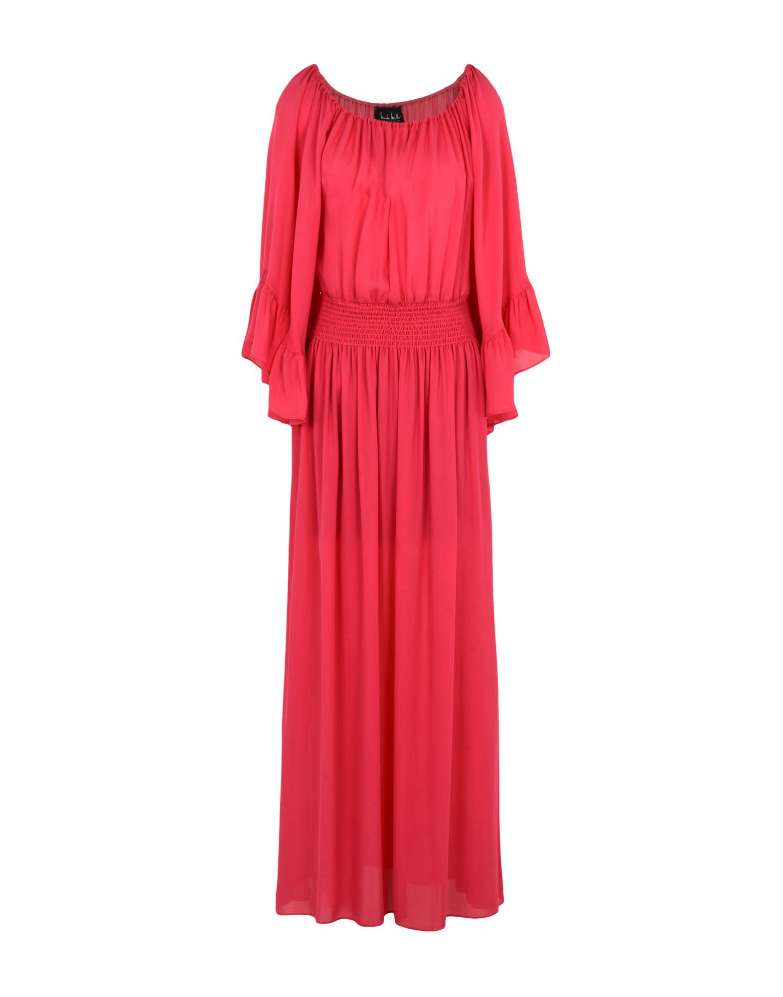 где купить NICOLE MILLER Длинное платье по лучшей цене