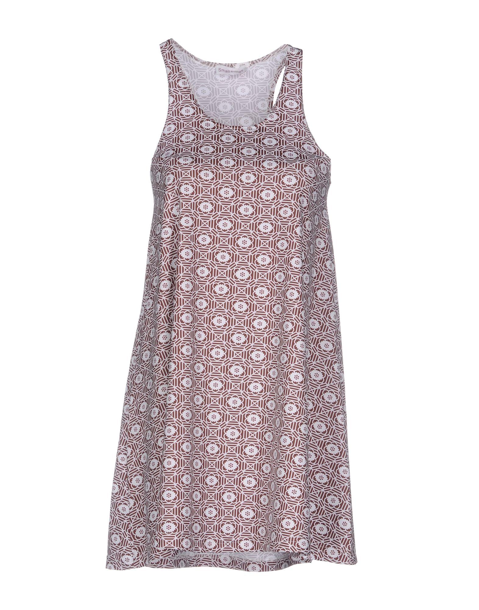 SMALL THINGS Короткое платье