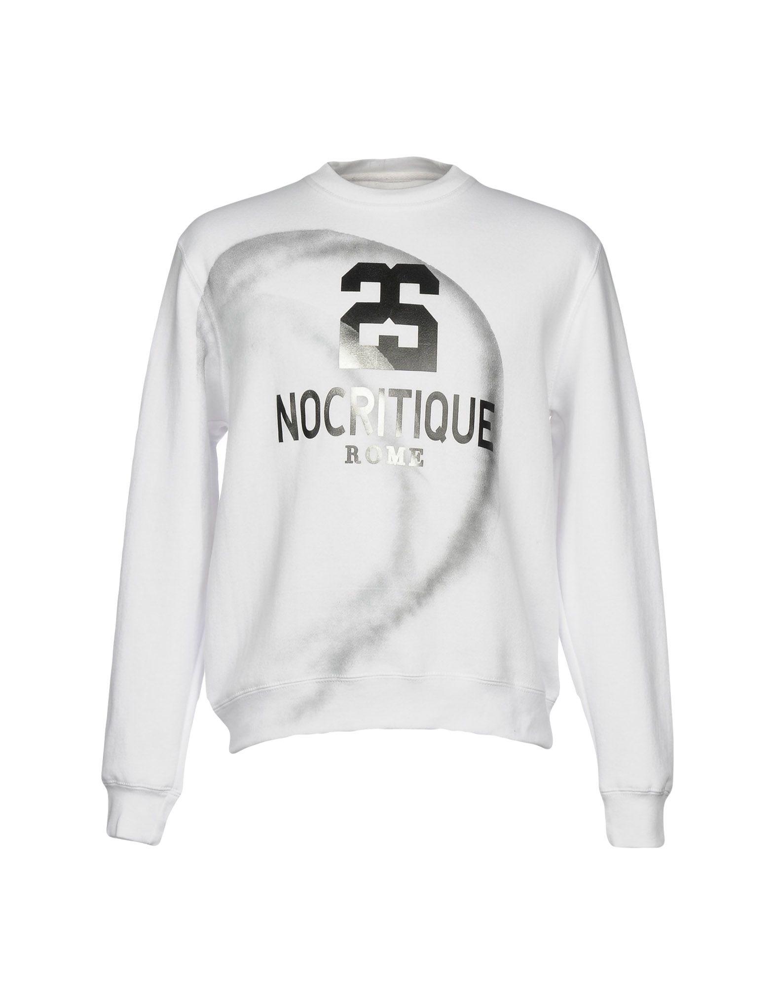 NO CRITIQUE Rome Sweatshirts