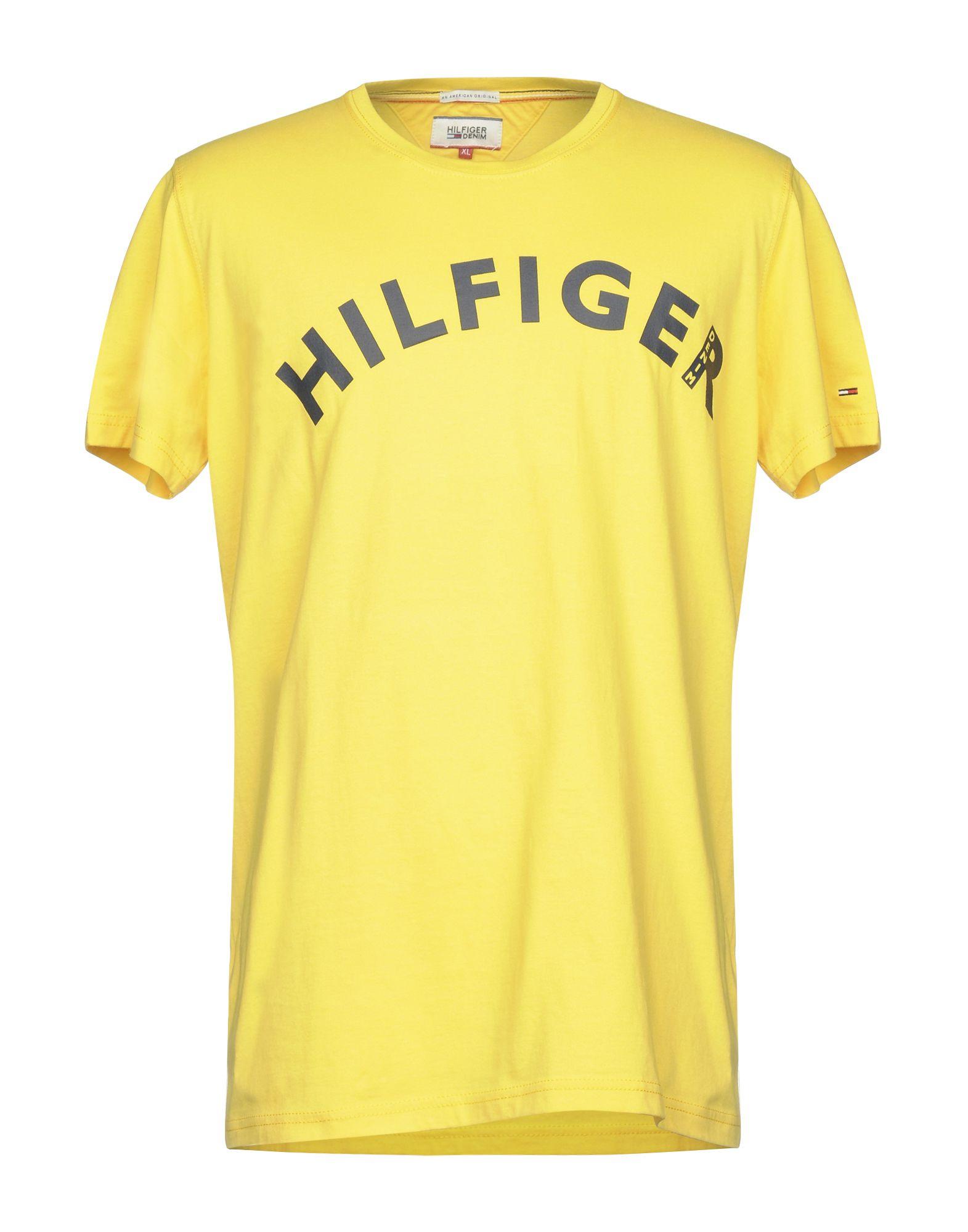 TOMMY HILFIGER DENIM Футболка футболка tommy hilfiger denim tommy hilfiger denim to013ewprh21