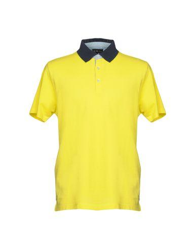 VICTOR COOL メンズ ポロシャツ イエロー XL コットン 100%