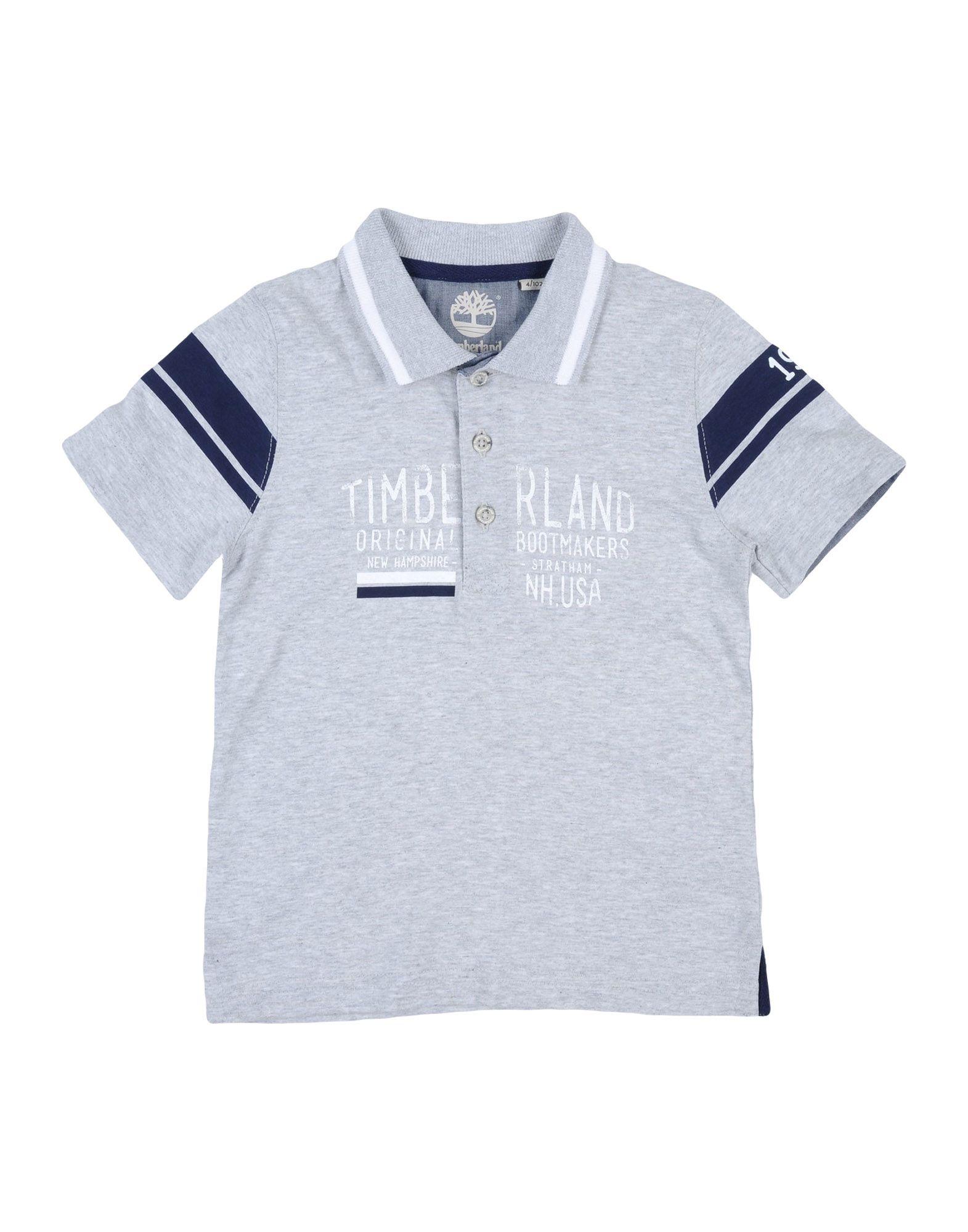 TIMBERLAND   TIMBERLAND Polo shirts   Goxip