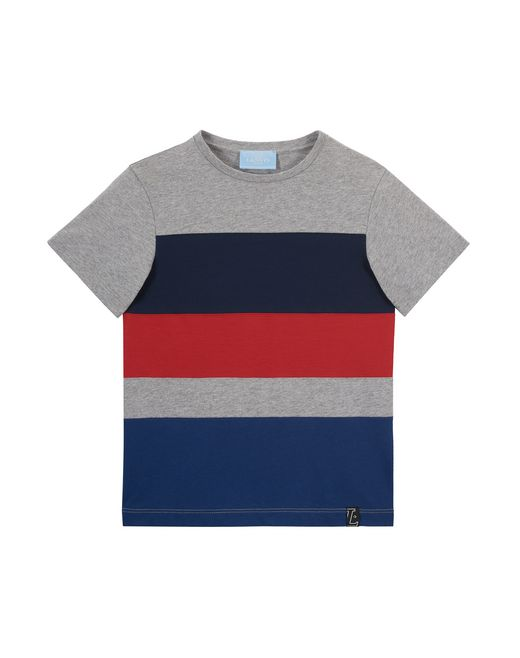 COLOR-BLOCK T-SHIRT - Lanvin