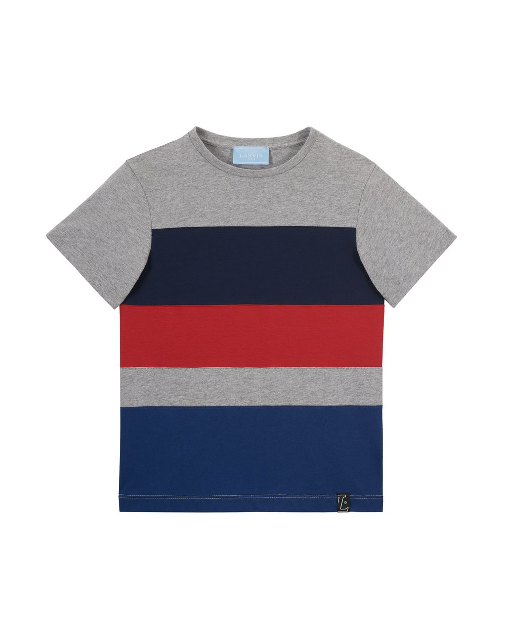 T-SHIRT COLOR-BLOCK - Lanvin