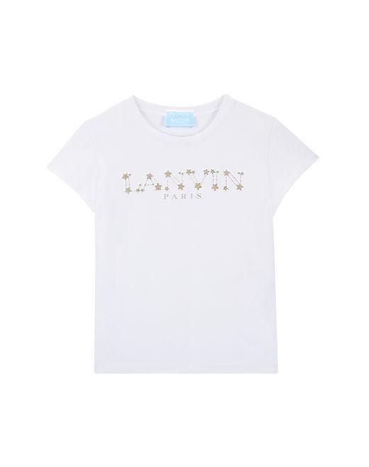 WHITE LANVIN T-SHIRT - Lanvin