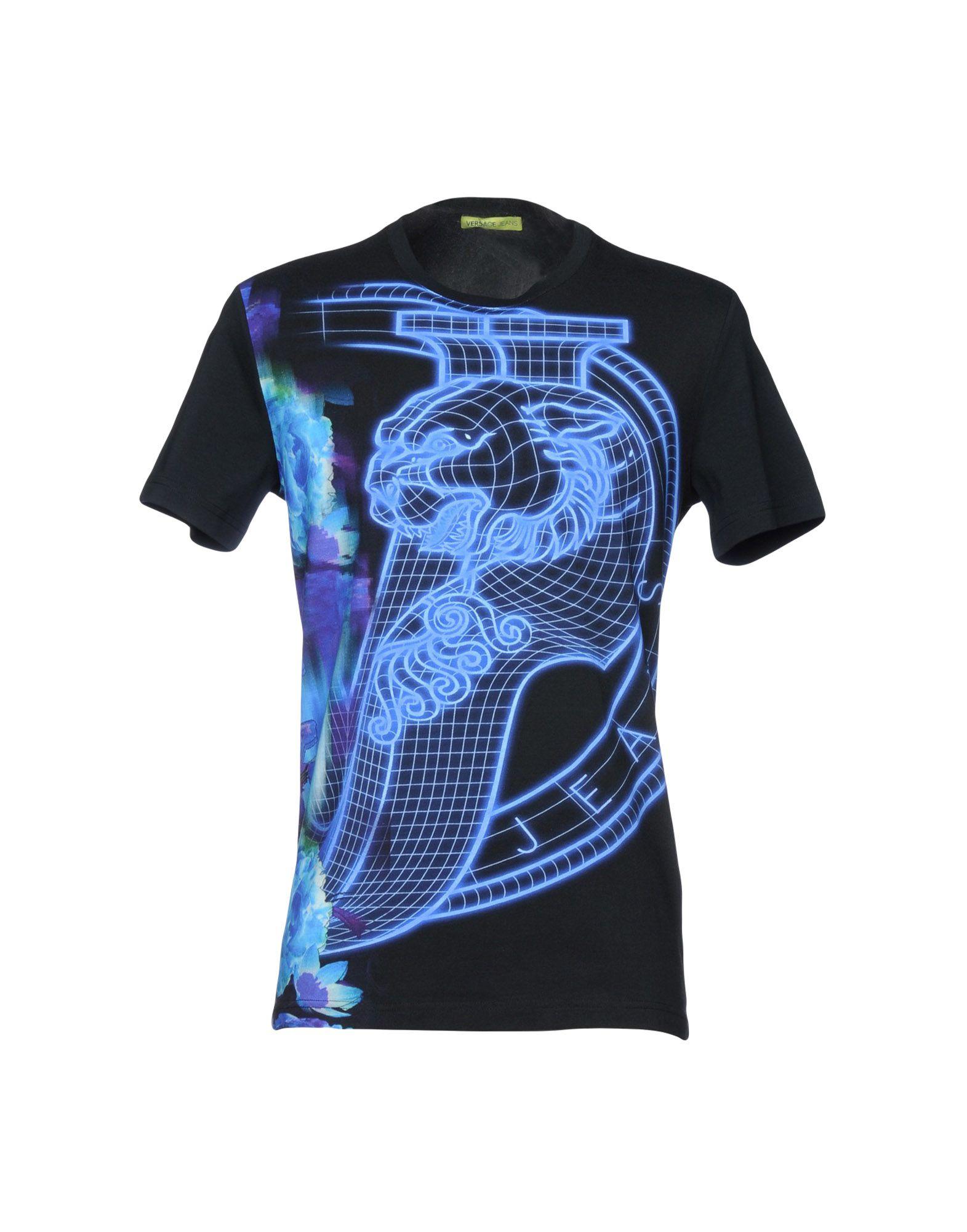 VERSACE JEANS Футболка футболка versace футболка